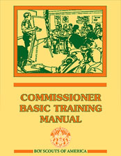 Commissioner Basic Training Manual